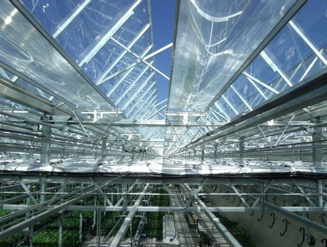 Us Mn Research With Fresnel Lens Greenhouse Continues