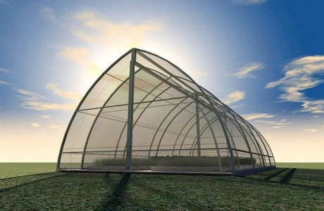 Self Contained Year Round All Natural Grocery Store