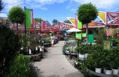 Americanhort launches initiative to explore the future of for Idea center dilshad garden