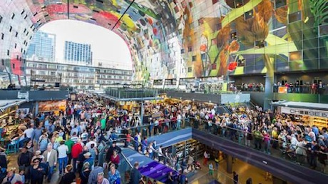 Netherlands 55 Breeders Admired Brand New Market Hall