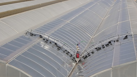 Tunisia Desert Joy Acquires Top Cleaner Poly Roof Cleaner