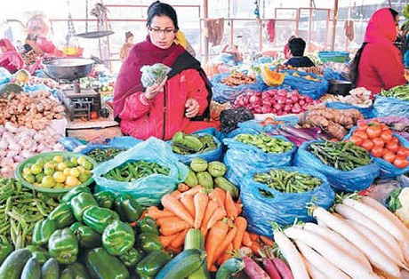 Nepal: 27% of fruit, veg imported from India