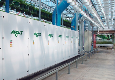 Argus Control Systems receive ISO 9001:2008 certification