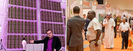 Innovative vertical farm to be built at GFIA Europe