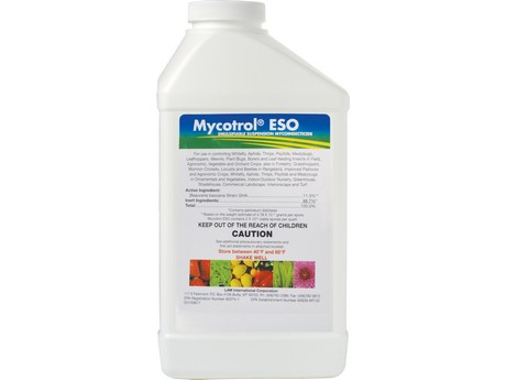Mycotrol ESO biopesticide now available in the US