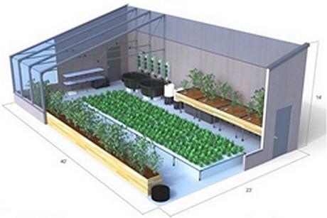 Strategic Partnership Colorado Aquaponics And Ceres Greenhouse Solutions