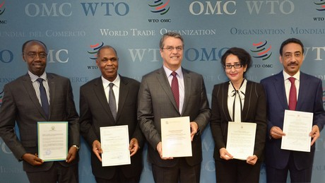 Image result for Entry into force of the WTO-Trade Facilitation Agreement (TFA)