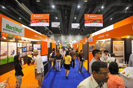 Attending Horti Asia? Here's what you need to know