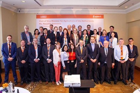 Dutch trade mission explores opportunities in Vietnam