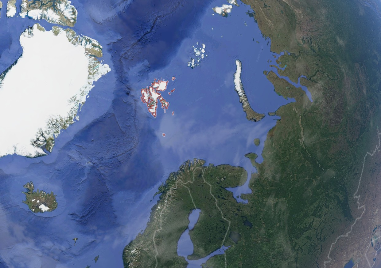 Svalbard will become an example for the world\