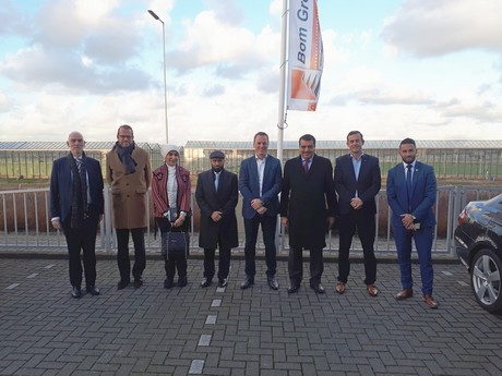 Minister from Qatar visits Bom Group