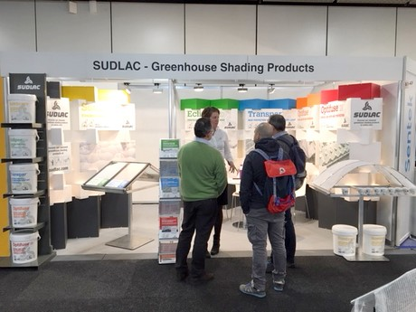 New shading product to be launched at GreenTech