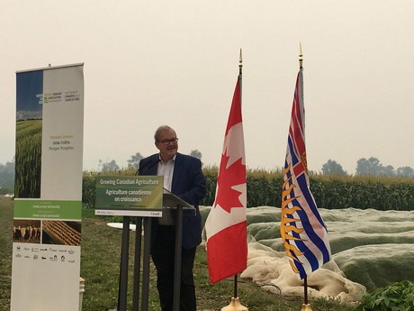 More than $8 million to help strengthen and grow Canada's organic sector