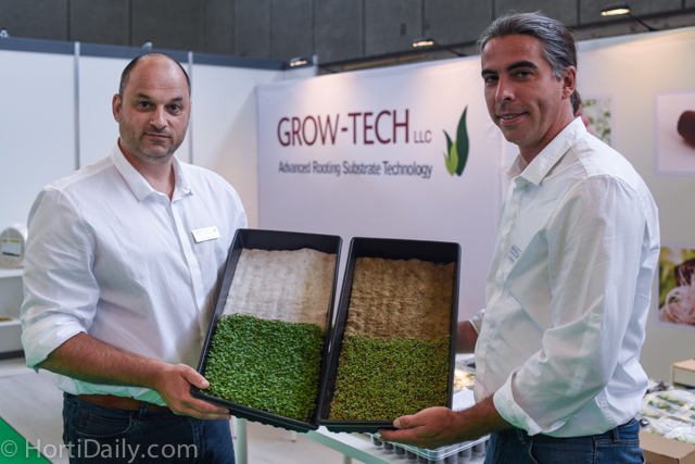 Grow tech introduces new omri listed microgreen growing medium for Best growing medium for microgreens