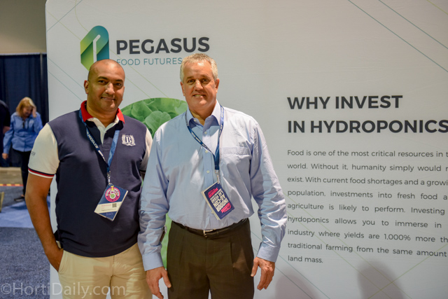 Pegasus Food Futures finalizes plans for Abu Dhabi facility